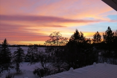 Winter sunset 1162