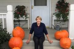 Pumpkin Harvest with Susan