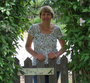 garden gate, survey
