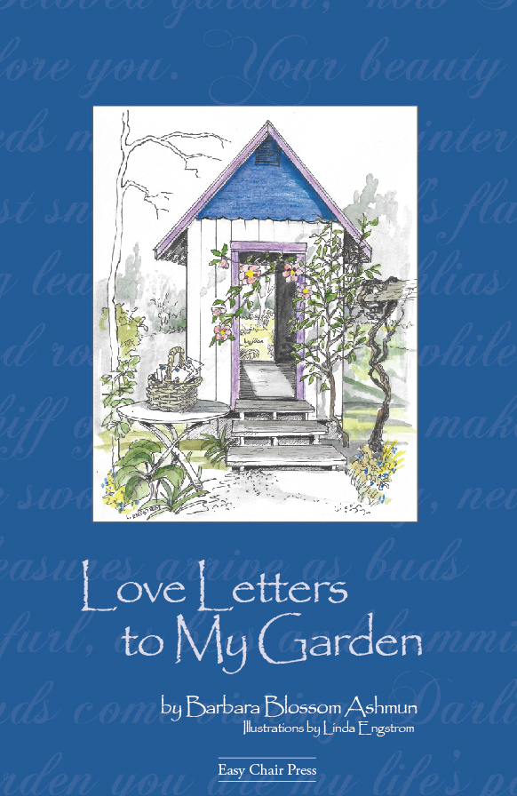 Letters Garden: Book Review: Love Letters To My Garden