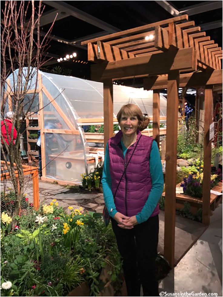 Northwest flower and garden show report 2 susan 39 s in - Northwest flower and garden show ...