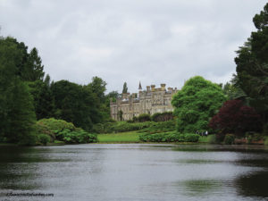 Sheffield Park, travels in England