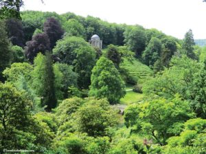 Stourhead, travels in England
