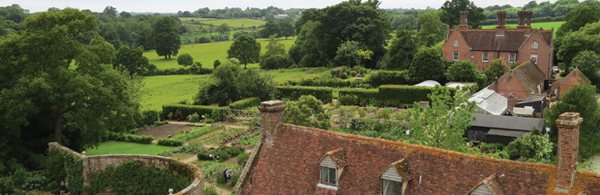 Sissinghurst, Gardens of England