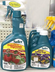 insecticidal soaps