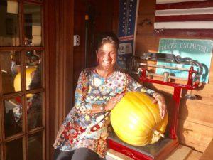 pumpkin-growing