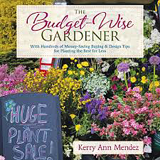 Book Review: The Budget-Wise Gardener - Susan's in the Garden
